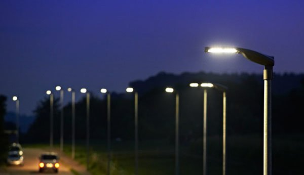LED street lighting by iGuzzini