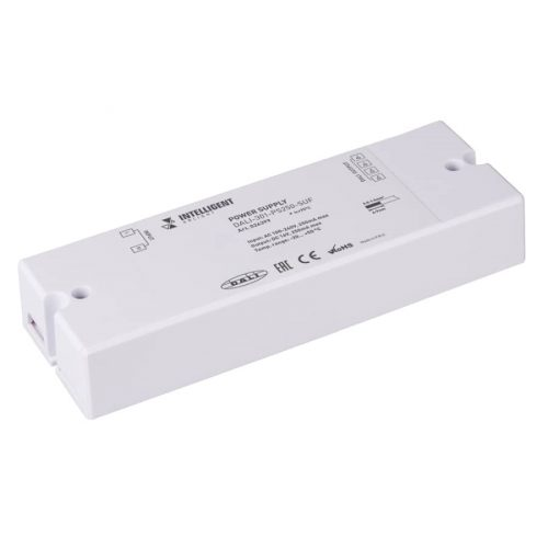 INTELLIGENT ARLIGHT Блок питания шины DALI-301-PS250-SUF (230V, 250mA) (IARL, Пластик)