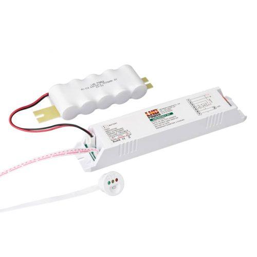 Блок аварийного питания ARJ-EMG-6W-1.5H-NiCd (ARL, IP20 Пластик, 2 года)